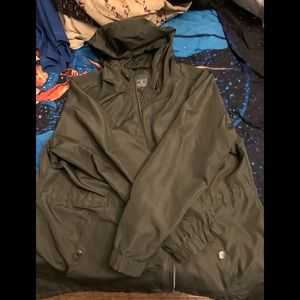 Primark lightweight hooded rain jacket